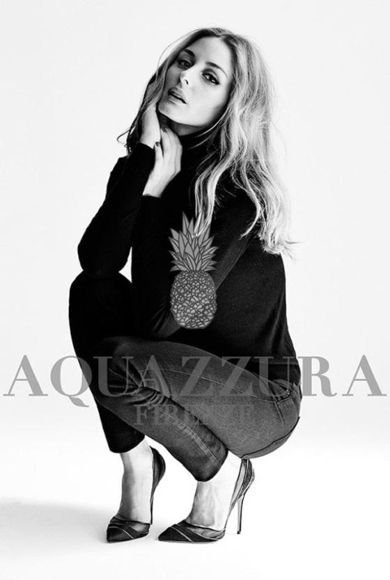 Olivia-Palermo-x-Aquazzura-Collection