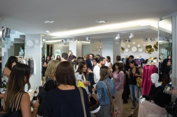 Hoss Intropia & Birchbox event