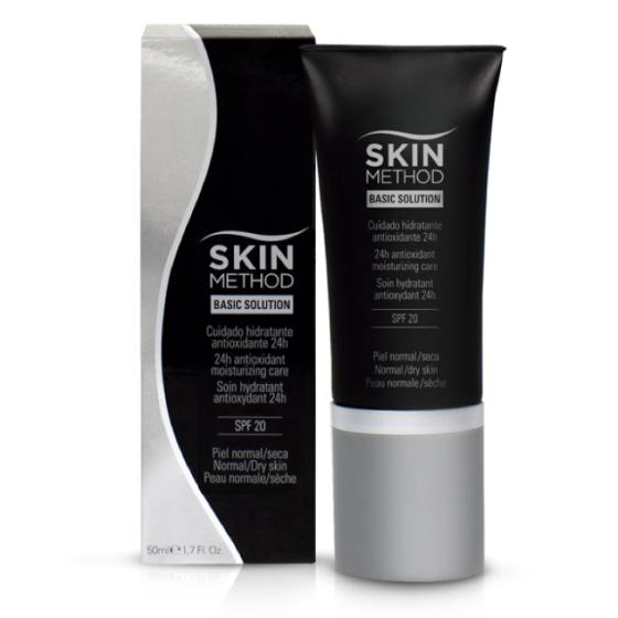 Skin method cream
