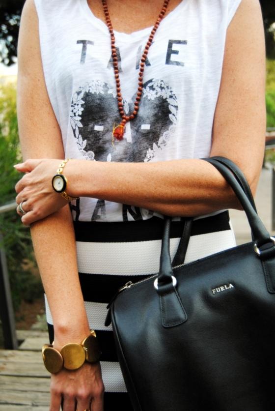 Karma Mantra necklace