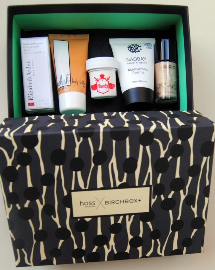 Birchbox September 14