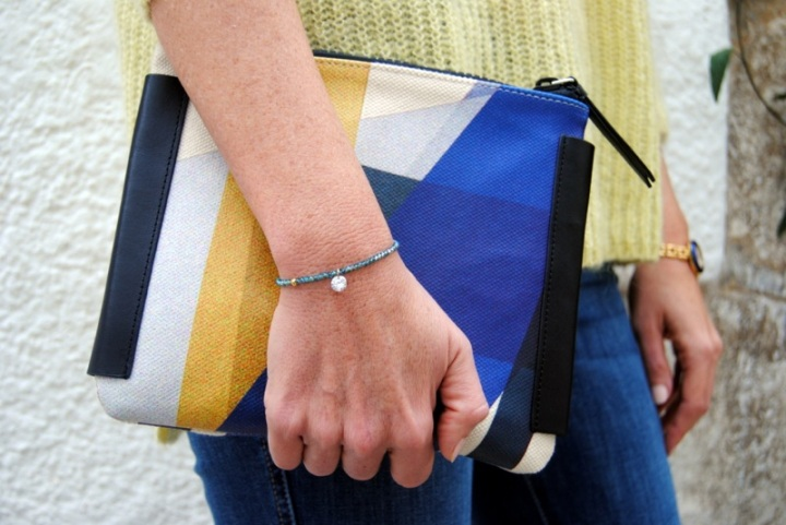 &Other Stories Clutch_Sita Nevado bracelet