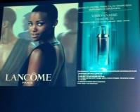 Lupita Nyong'o for Lancôme