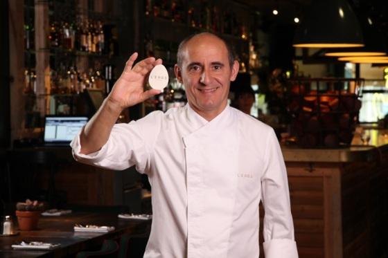 Chef Paco Pérez