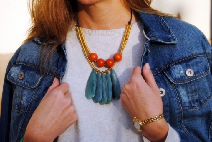 Be&Luk Necklace