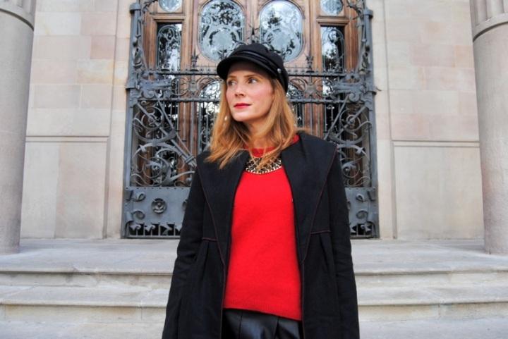 Gala Gonzalez for Pimkie hat