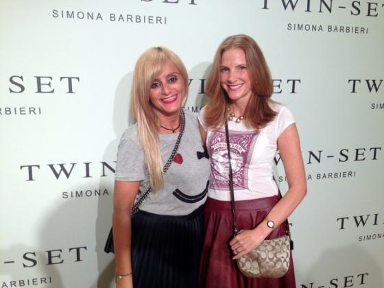 Con Vanessa de Always Bella BCN