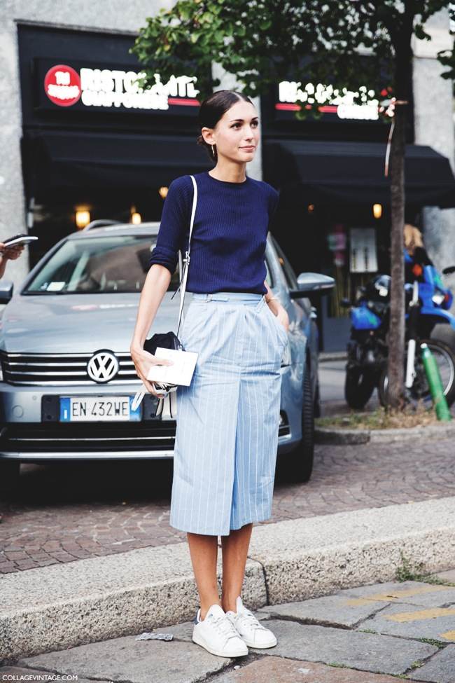 Streetstyle with Adidas sneakers