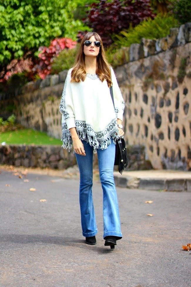 poncho streetstyle marilyns closet fashionblogger-3