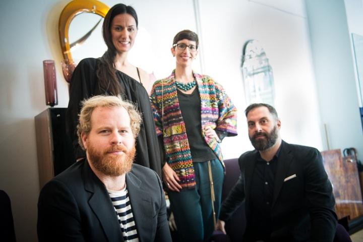 The Wandering Collective Designera and Lorena Vilanova