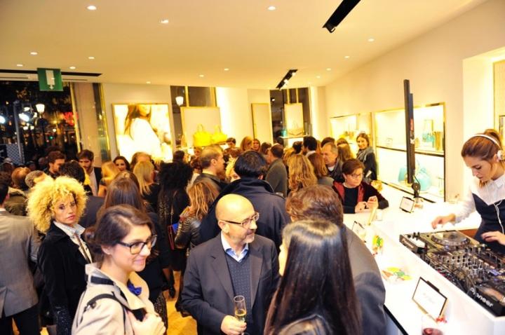 Furla opening party BCN