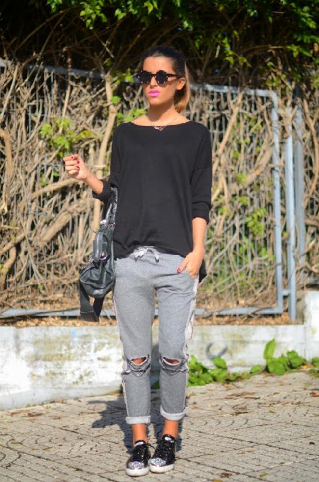 Pantalones jogging