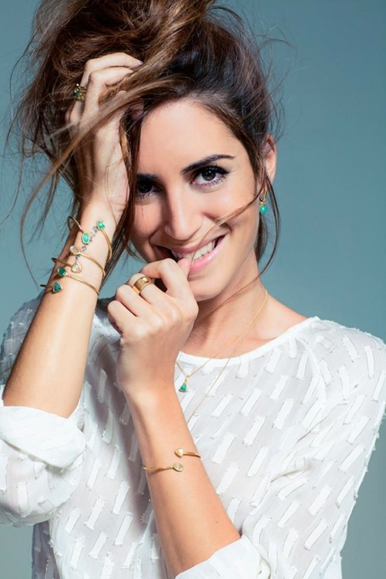Gala González Jewelry collection for Tous