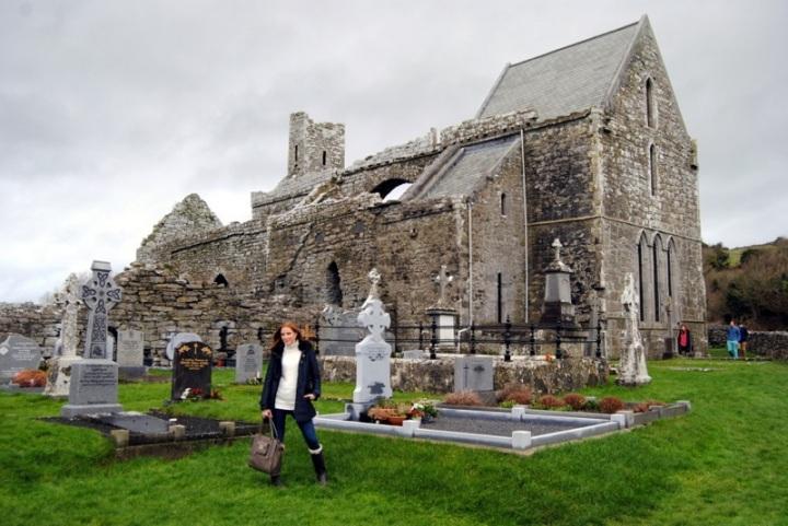 Adadia de Corcomroe Irlanda