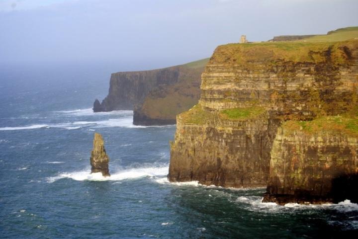 Alcantilados Moher en Irelanda