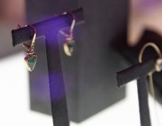 Gala González earrings Tous