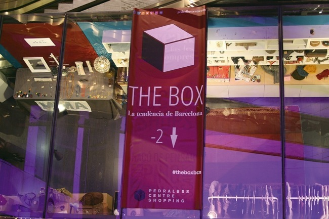 The Box Pedralbes Centre
