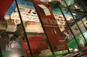 The Box narcelona