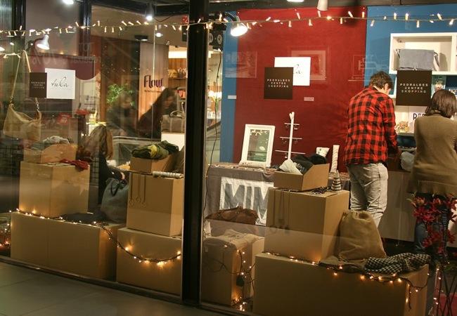 The box en Pedralbes centre