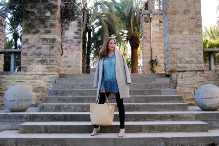 Look con blusa de Ines Beneth