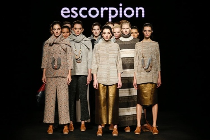 Escorpion AW 15/16 080 Barcelona Fashion Week
