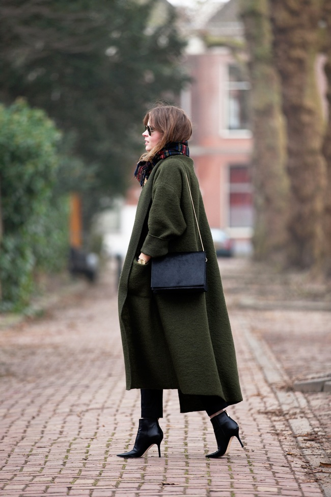 Maxi coat looks