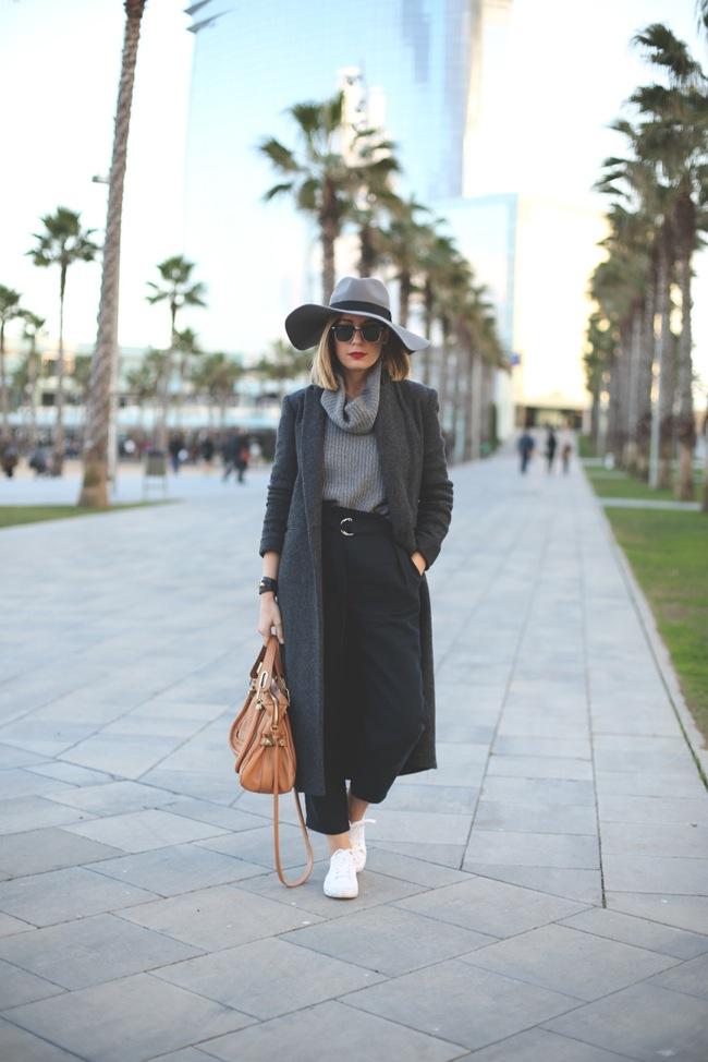 Looks con abrigo largo