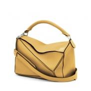 Loewe Puzzle bag amarillo