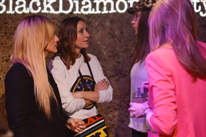 Beaprincess Black diamond party Barcelona