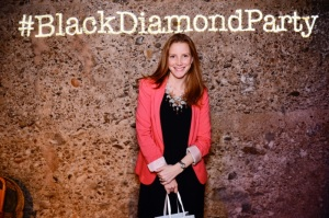 Colourvibes at black diamon party