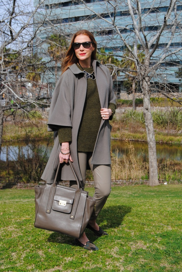 3.1 Phillip Lim for Target taupe tote