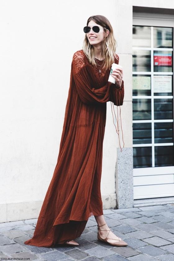 Chloe Boho chic dress
