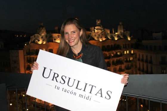 Colourvibes at Ursulitas event bcn
