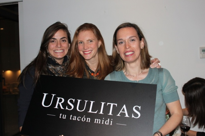Con Ursula y Alba