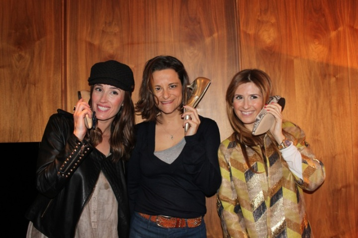 Ana Crank, Carmen Grandes, Rebeca de A Trendy Life