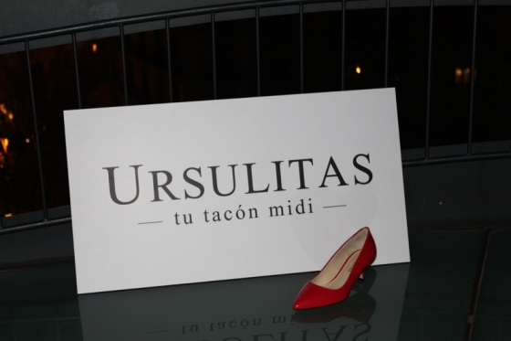 Ursulitas showroom