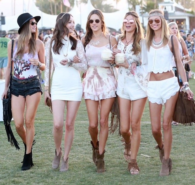 Coachella looks 2015