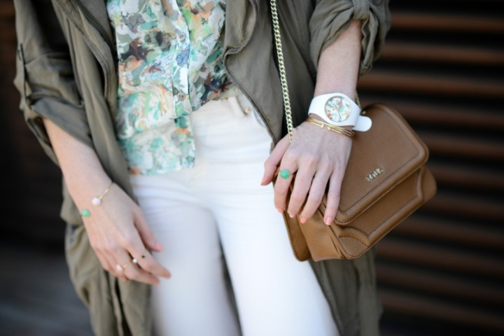 Tous bag and jewelry