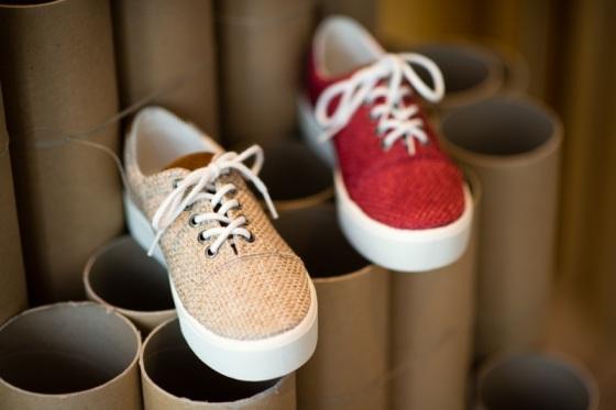 Pompeii shoes