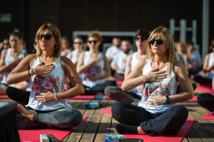 Yoga con Sensilis