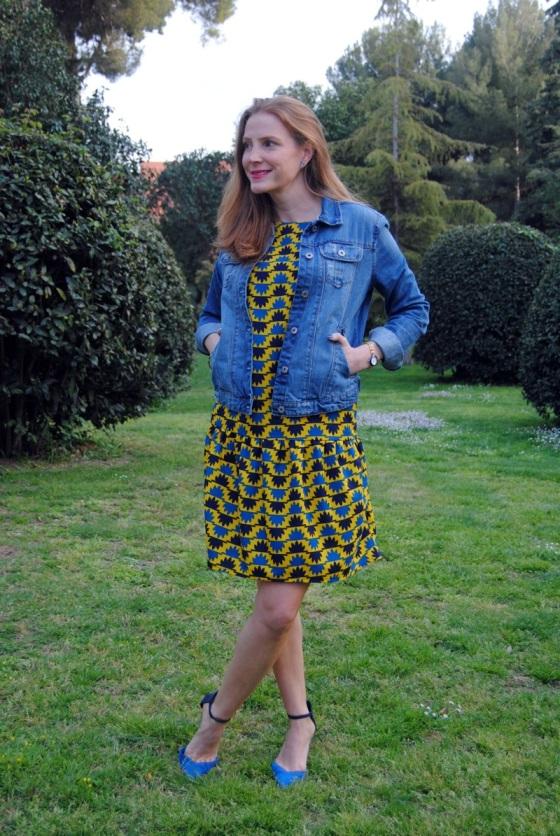 Vestido Titis Clothing PV15
