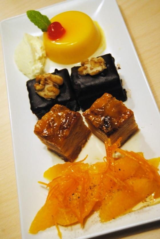 Dessetrs at Artesans