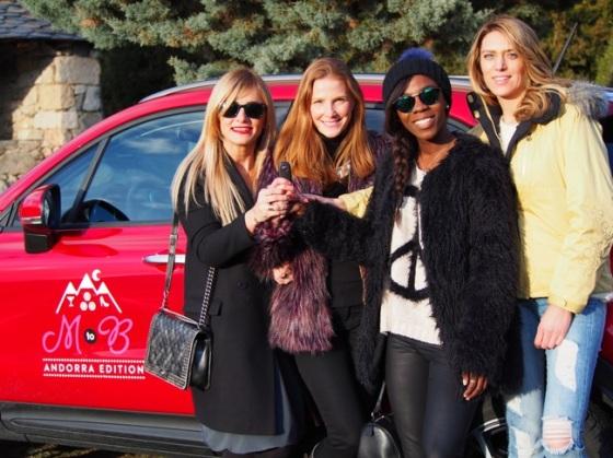 Fiat 500X en Andorra