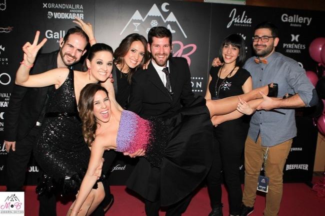 team MtoB Andorra Edition