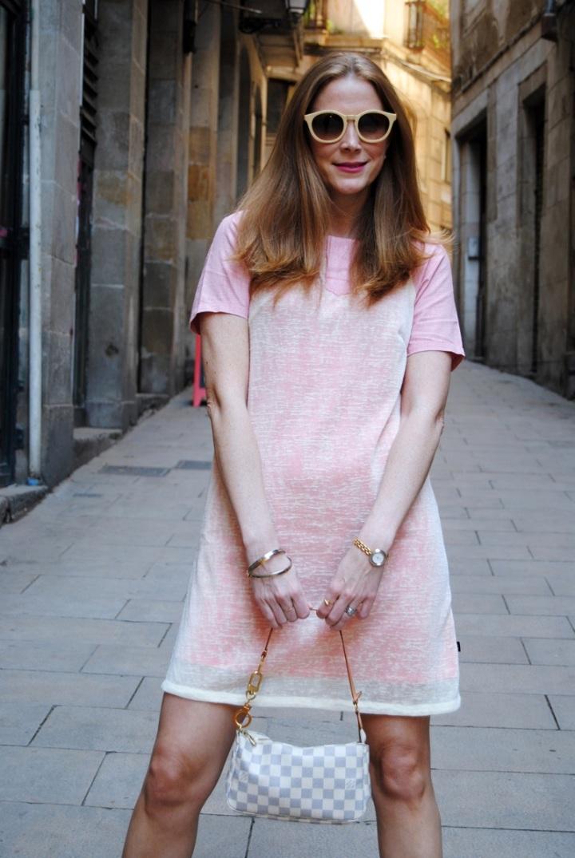 Marisela tricot dress