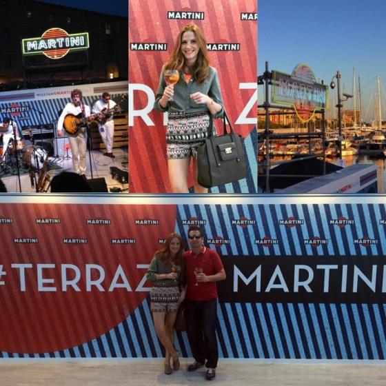 Terraza Martini Port Vell 2015