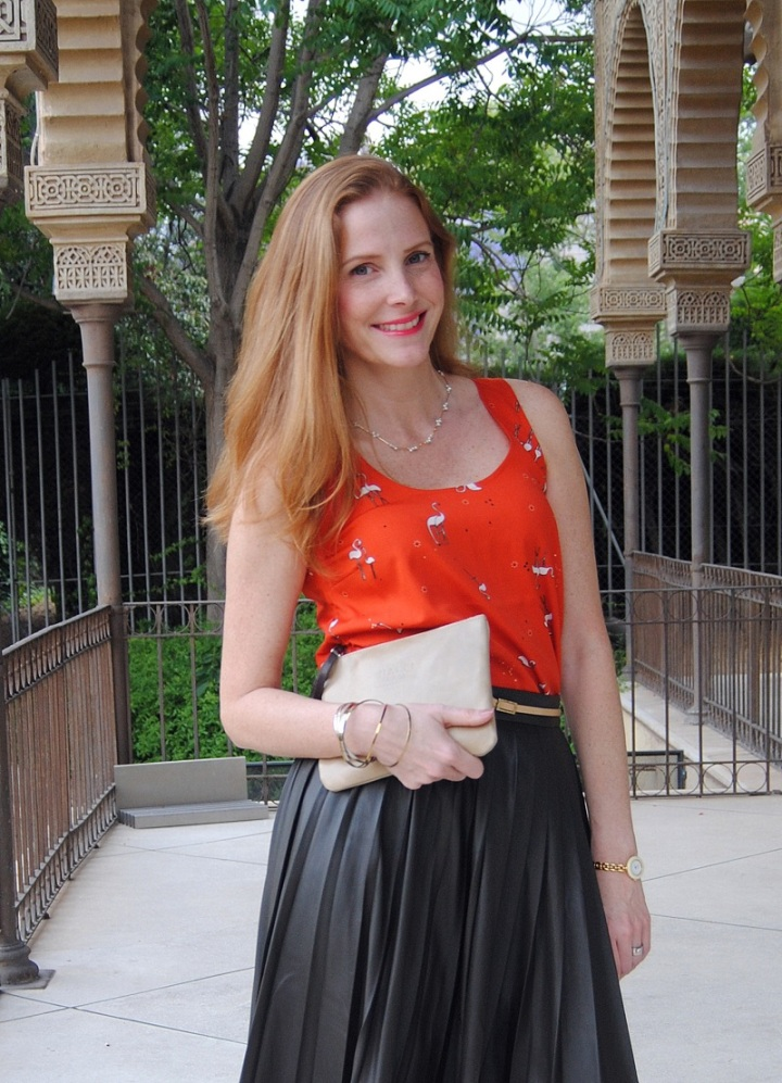 Crista Leonard dress for Element eden Europe