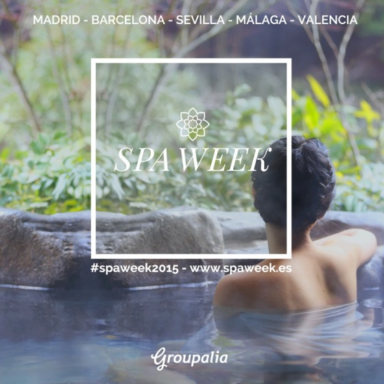 Spa Week by Groupalia