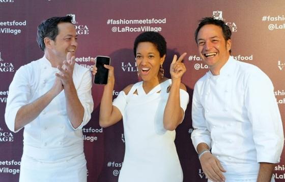 Javier Torres (Chef), Tamu McPherson (Directora de arte), Sergio Torres (Chef)