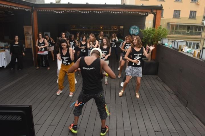 Comodynes Tropical Dance